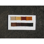 Deer Leather Color Chart