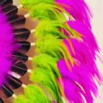 "Light Bright Hackles (6"" -7"")"