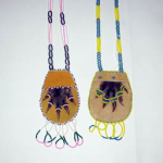 Beaver Paw Medicine Necklace