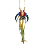 Simulated Eagle Claw Medicine Necklace