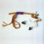 Simulated Eagle Ceremonial Whistle