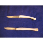 SMALL LEG BONE PATCH KNIFES