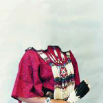 Breastplate Kit, Southern Plains Women's