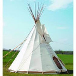 Tipis and Primitive Tents