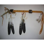 Deer Horn Dance Stick