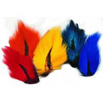 Dyed Deer Tails