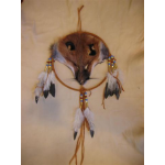 Fox Face Medicine Wheel