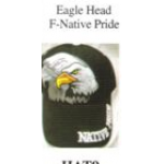 Eagle Head - Native Pride