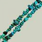 Turquoise Nugget Strands